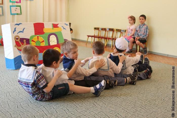 Конференция в детском саду