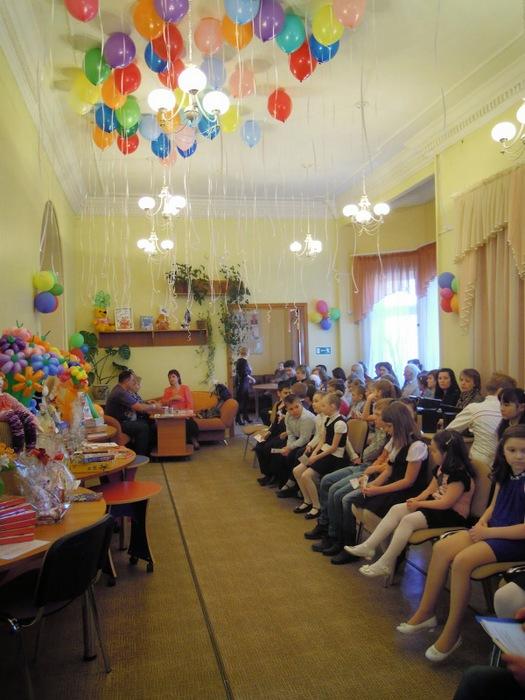 Районный праздник НДК -2015
