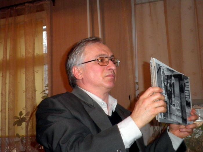 литературный спектакль по книге А.Т. Твардовского «Василий Тёркин»
