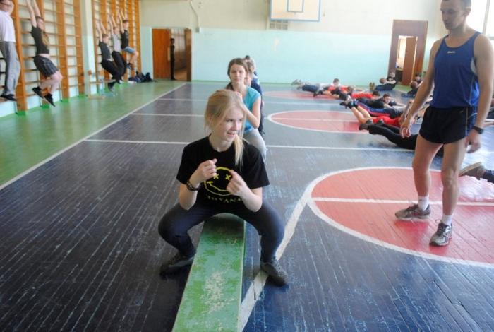 Дневник учителя физкультуры