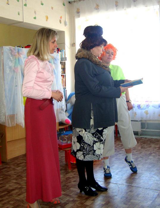 Рандеву с книгой «Карлсон в гостях у ребят» в детской библиотеке № 6