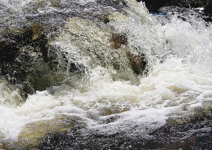 Стекло воды
