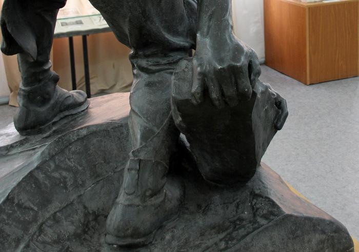 Скульптор Шадр