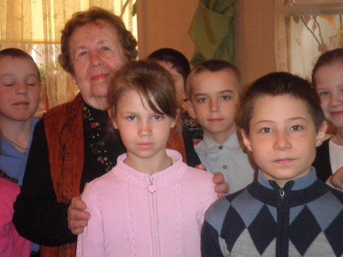 Надежда Капитонова