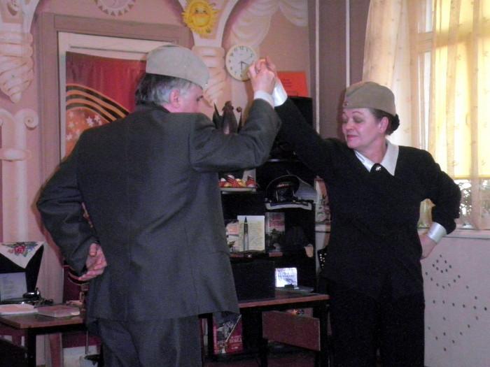 Надежда и Виктор Нагдасёвы