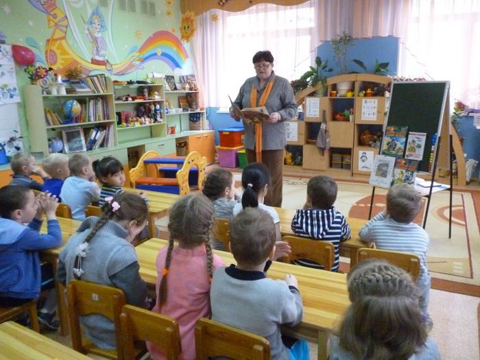 участники акции из библиотеки 12