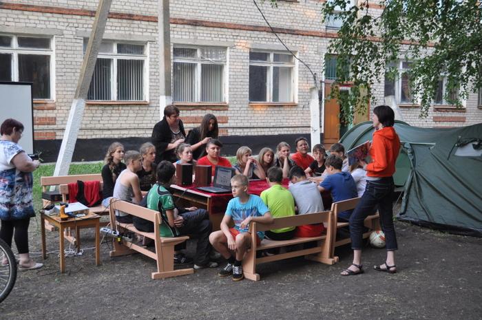 Поэтический марафон в Пушкино