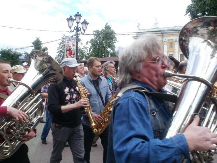 Джаз-стрит-парад