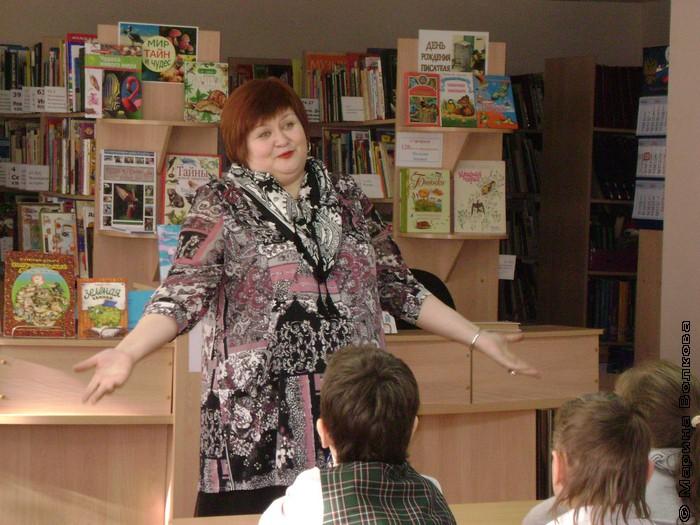 Библиотека приглашает на встречу с детскими писателями