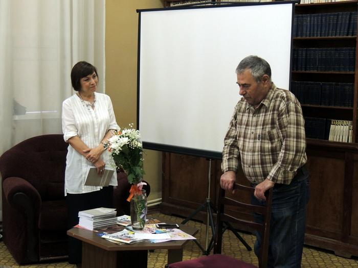 презентация новой книги Натальи Санниковой