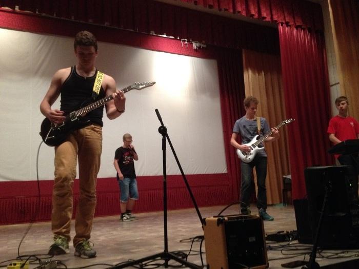 Рок-группа «Помидорки»