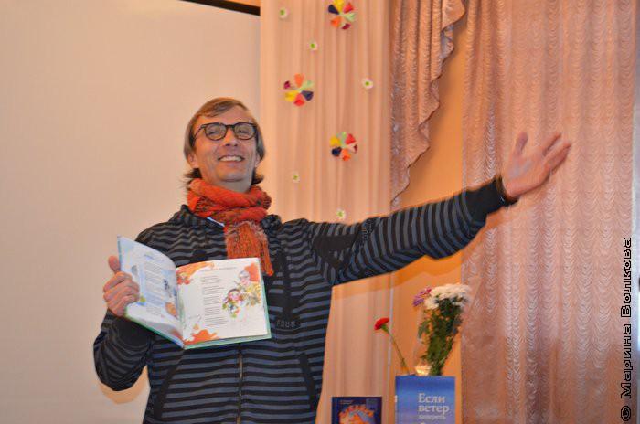 Янис Грантс на фото Светланы Ворониной