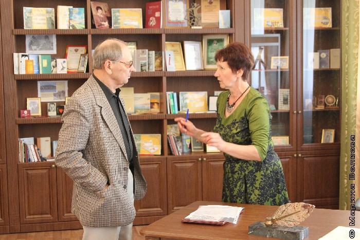 Открытие литературного музея в Миассе