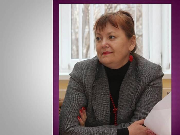 Елена Губина