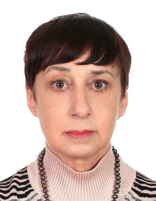 Барковская Нина Владимировна