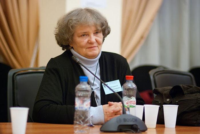 Зубова Людмила Владимировна