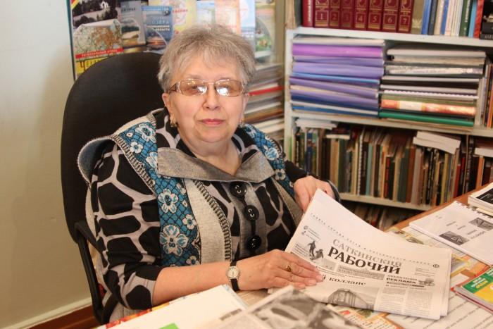 Валентина Добина