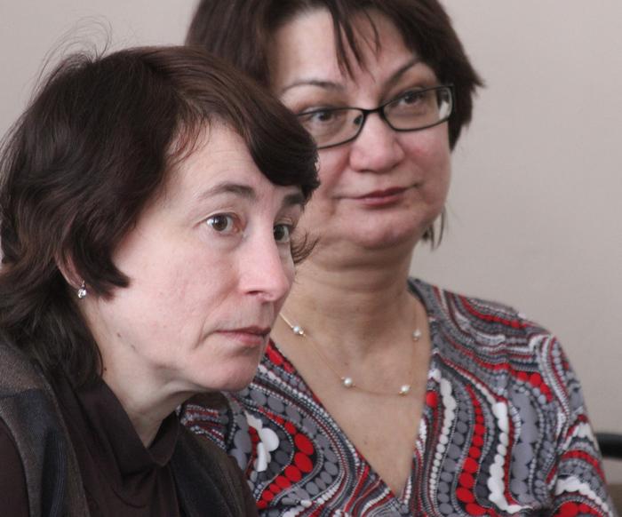 Творческая встреча с В.Кальпиди в библиотеке А.С.Пушкина