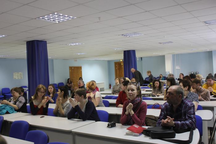 Презентация проекта «ГУЛ» в Белинке