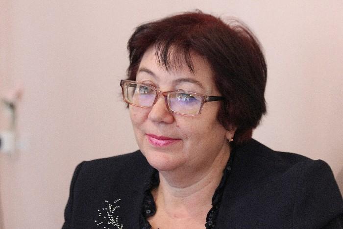 Кондрашина Нина Яковлевна