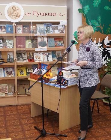 Ольга Ивановна Никитина