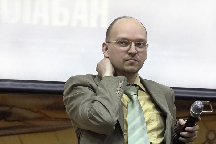 Сергей Ивкин. Фото Библио-Глобус