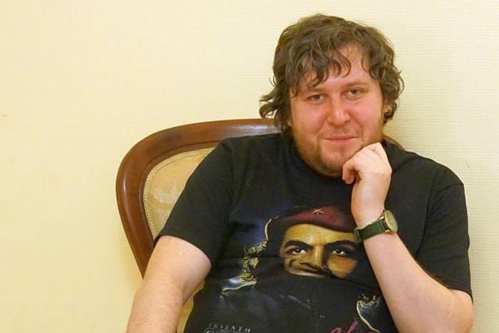 Неделя поэта Константина Комарова