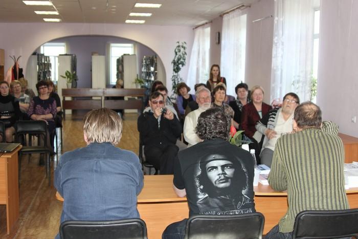 Встреча в Алапаевске