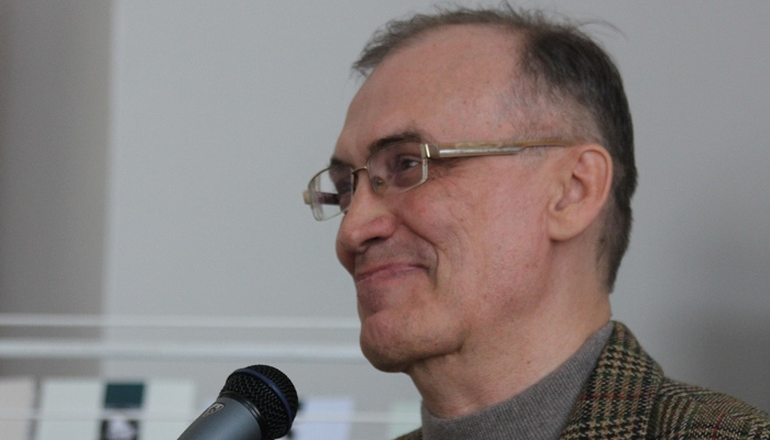 Виталий Кальпиди. Фото С.Жаткова