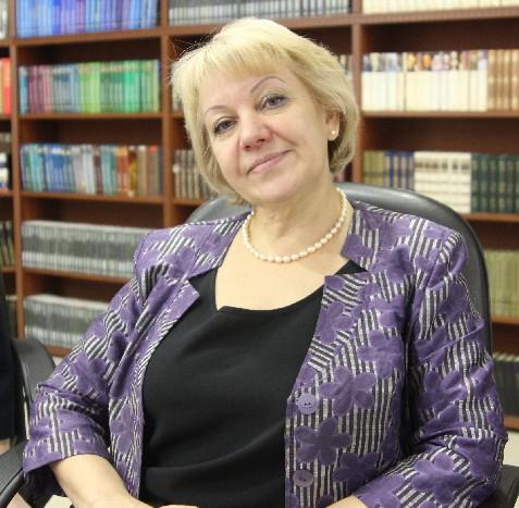 Наталья Петровна Щепина