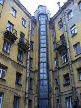 Питерский лифт