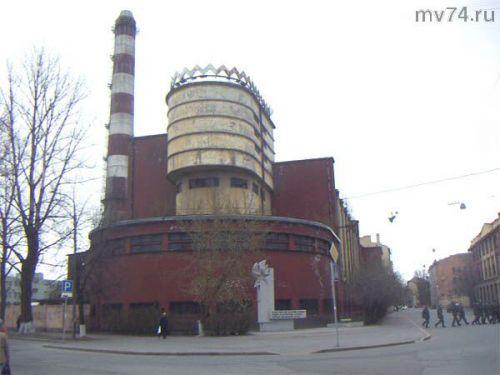 Здание архитектора Мендельсона на ул.Пионерской