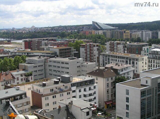 Солнечная Германия семьи Пашниных