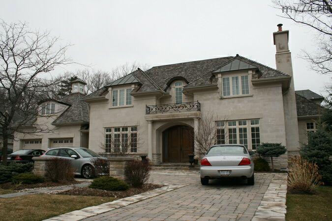 Дом для богатых