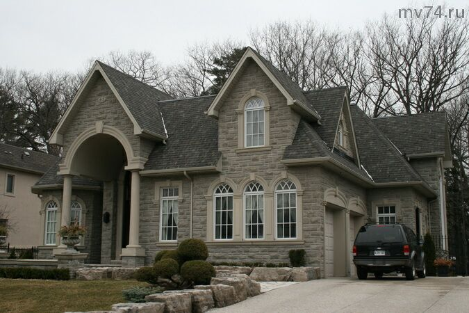 Дом богатый