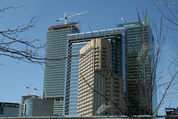 Стройки Торонто