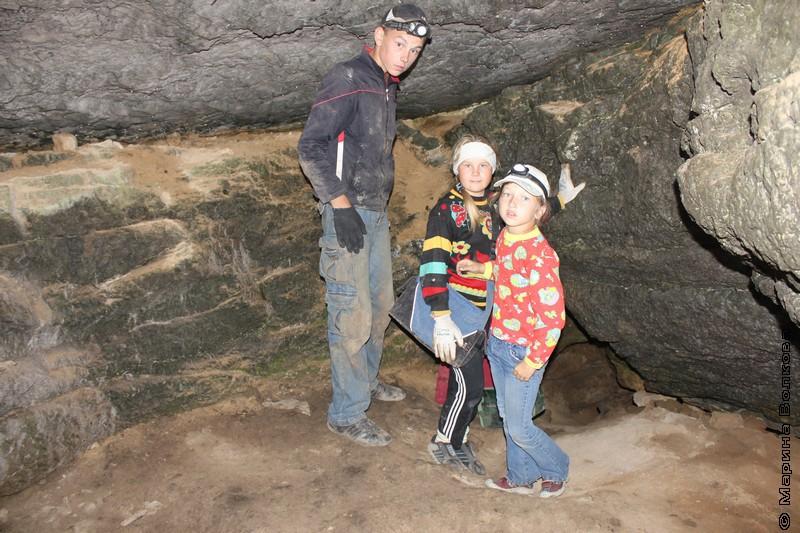 Дети и пещеры. Лагерь «Надежда» на Сикияз-Тамаке