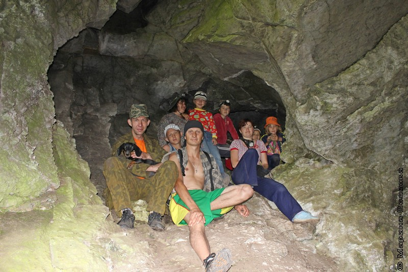 Пещеры Сикияз-Тамака, река Ай