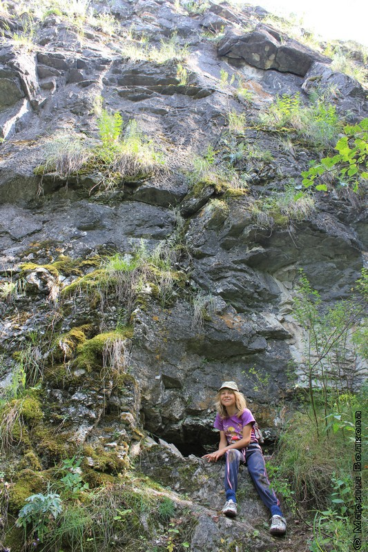 Экскурсия по пещерам СТПК