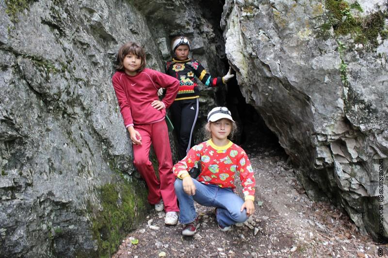 Сикияз-Тамакский пещерный комплекс