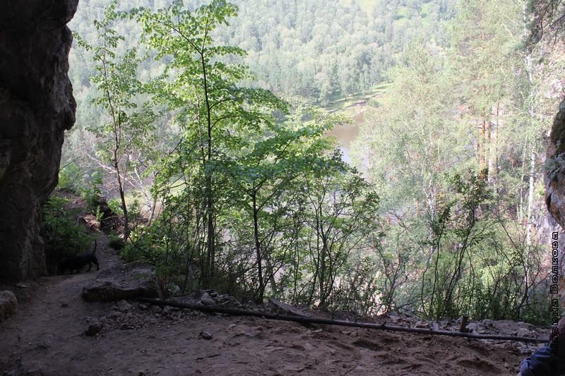 Окрестности реки Ай, Саткинский район Челябинской области