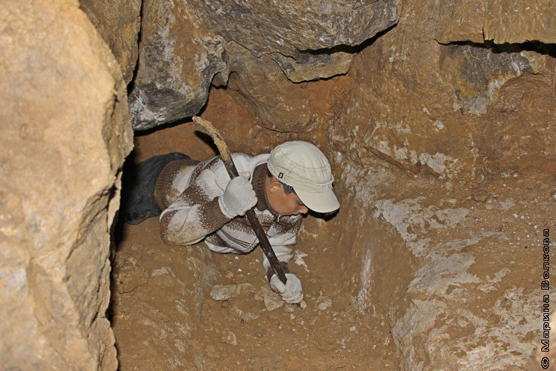 Дети и пещеры. Лагерь «Надежда»