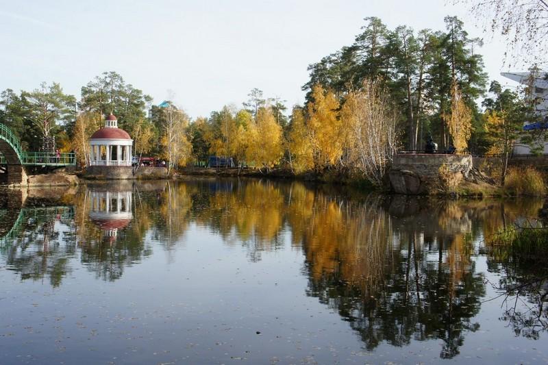Карьер в парке Гагарина