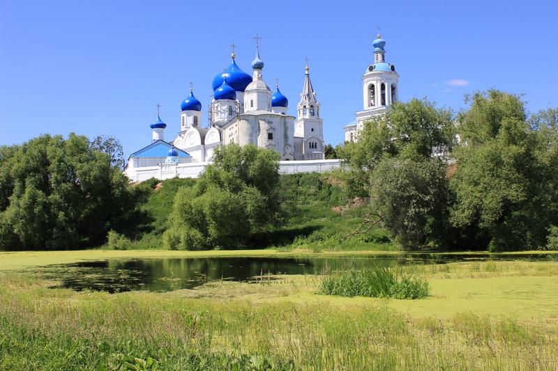 Дворец князя Андрея Боголюбского