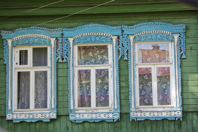 Гороховецкие окна