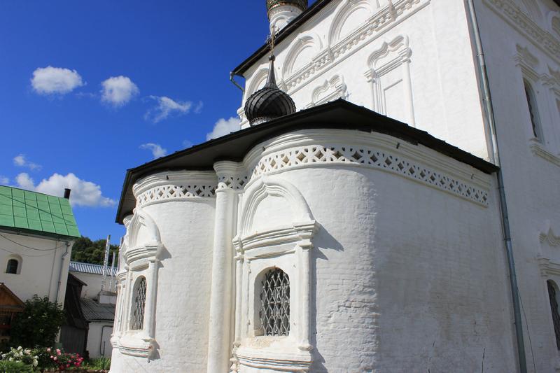 Церковь в Гороховце