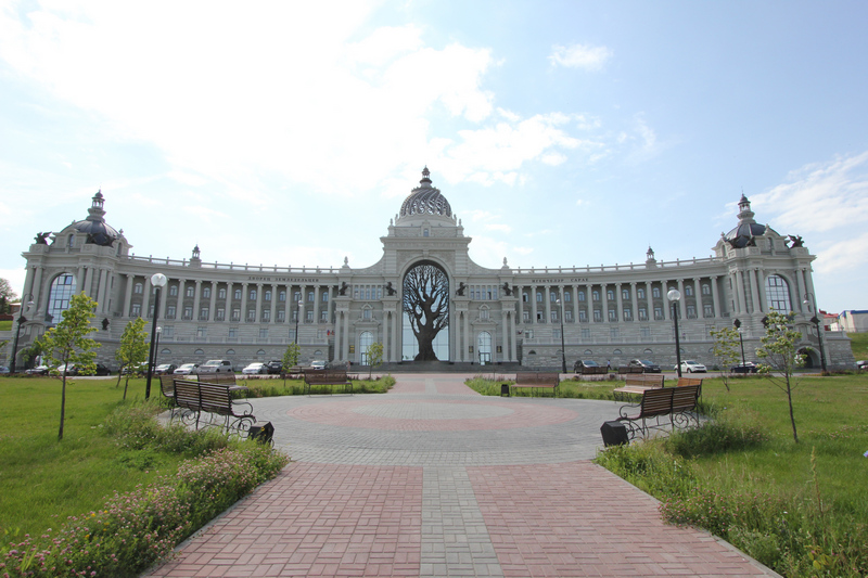 Дворец земледелия