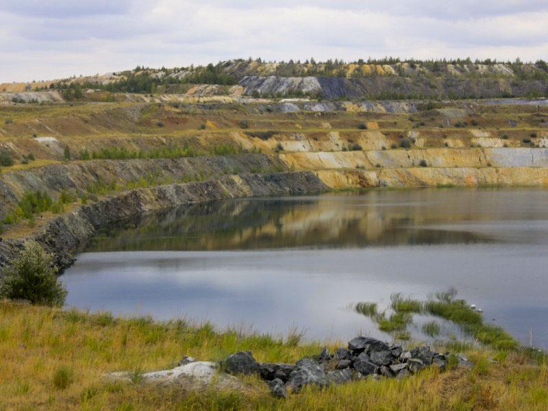Рудник по добыче пьезокварца