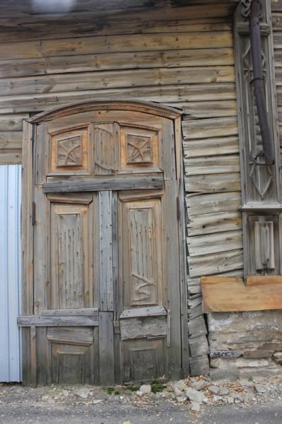 Троицкие двери
