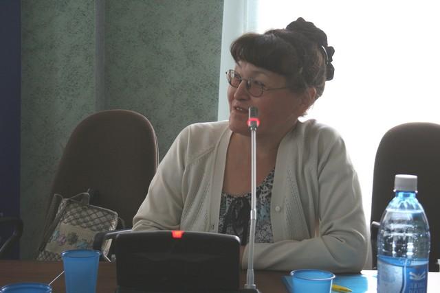 Фатима Кобжасарова